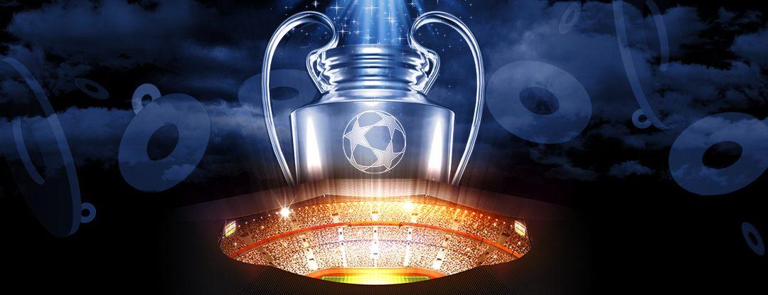 Spil på Champions League og få 50 kr. i bonus
