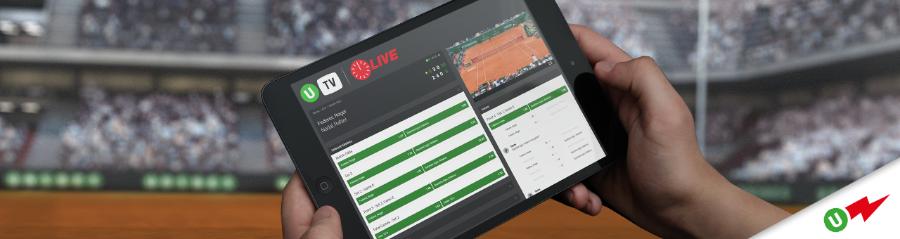 500.000 kr. Live betting konkurrence hos Unibet