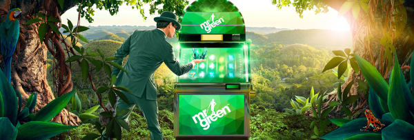 Få Freespins hver dag hos Mr Green Casino