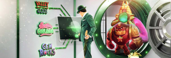 Vind 60.000 kroner på Mr Green Casino