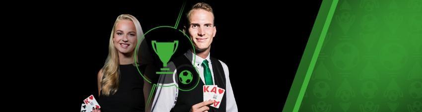 Vind 50.000 kroner i Live Casino